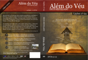 Estojo Vermelho (Lições 17-24, 4 DVDs)